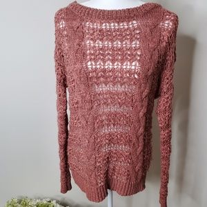 Urban Outfitters pins&needles knit sweater- L